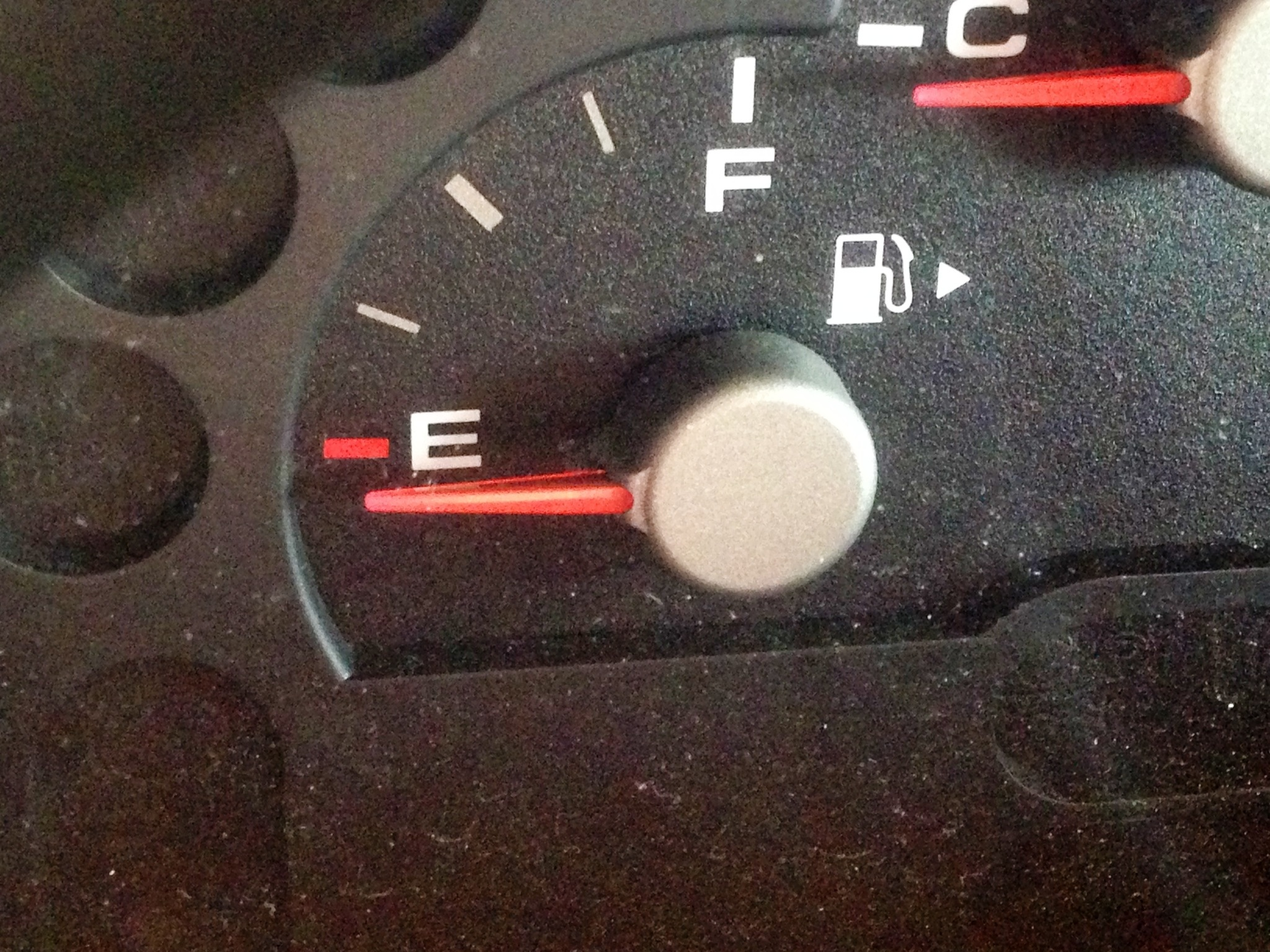 Which side of my car is my gas tank on?