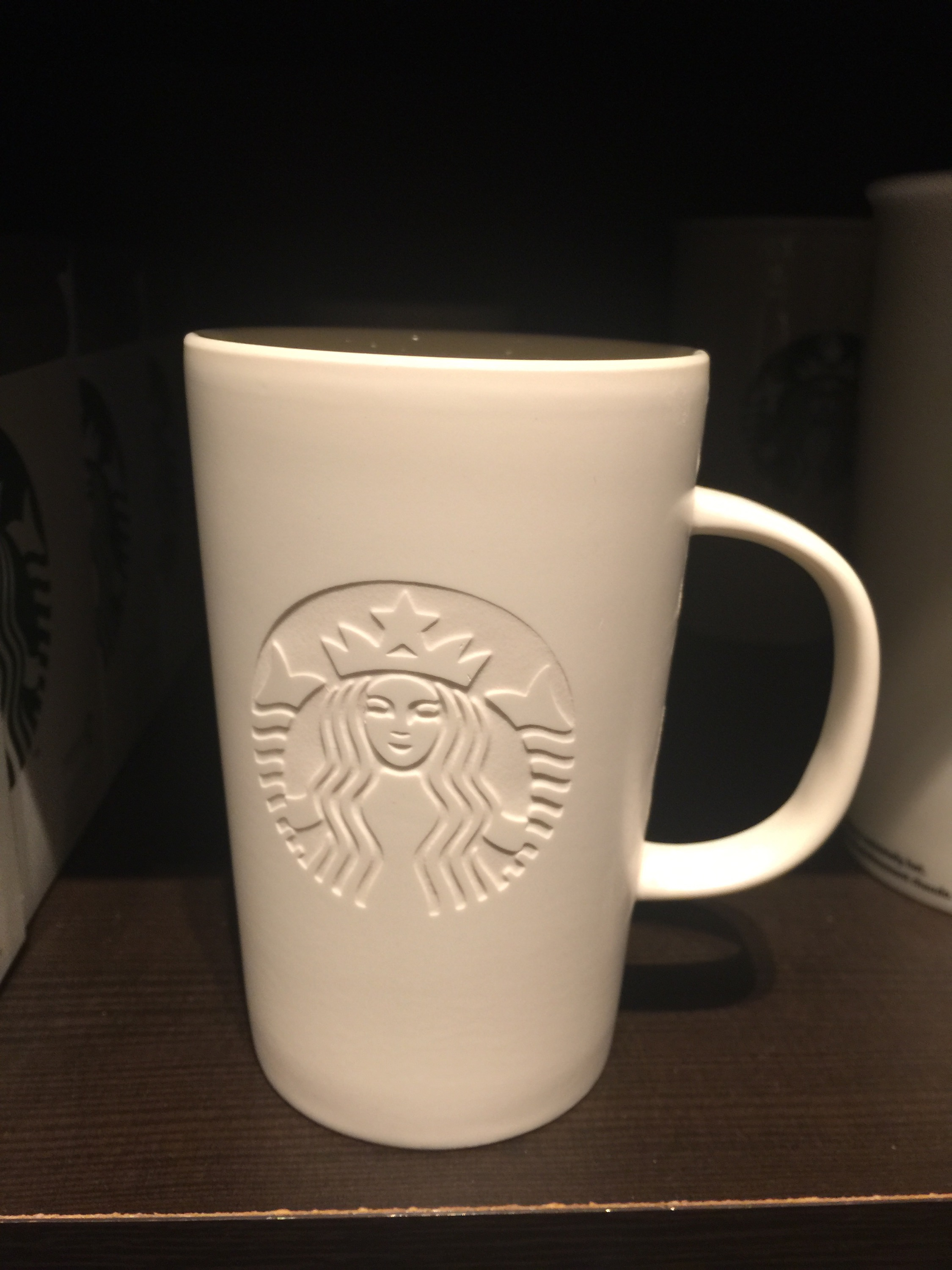 Engraved Starbucks Cup