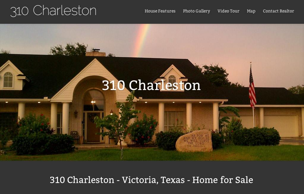 310 Charleston – Real Estate Site
