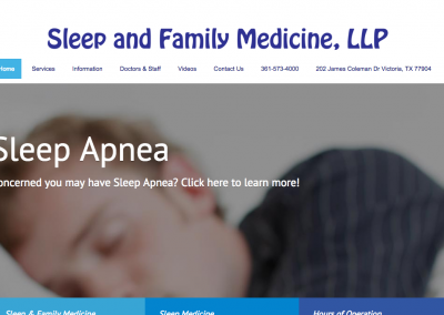 Sleep & Family Medicine