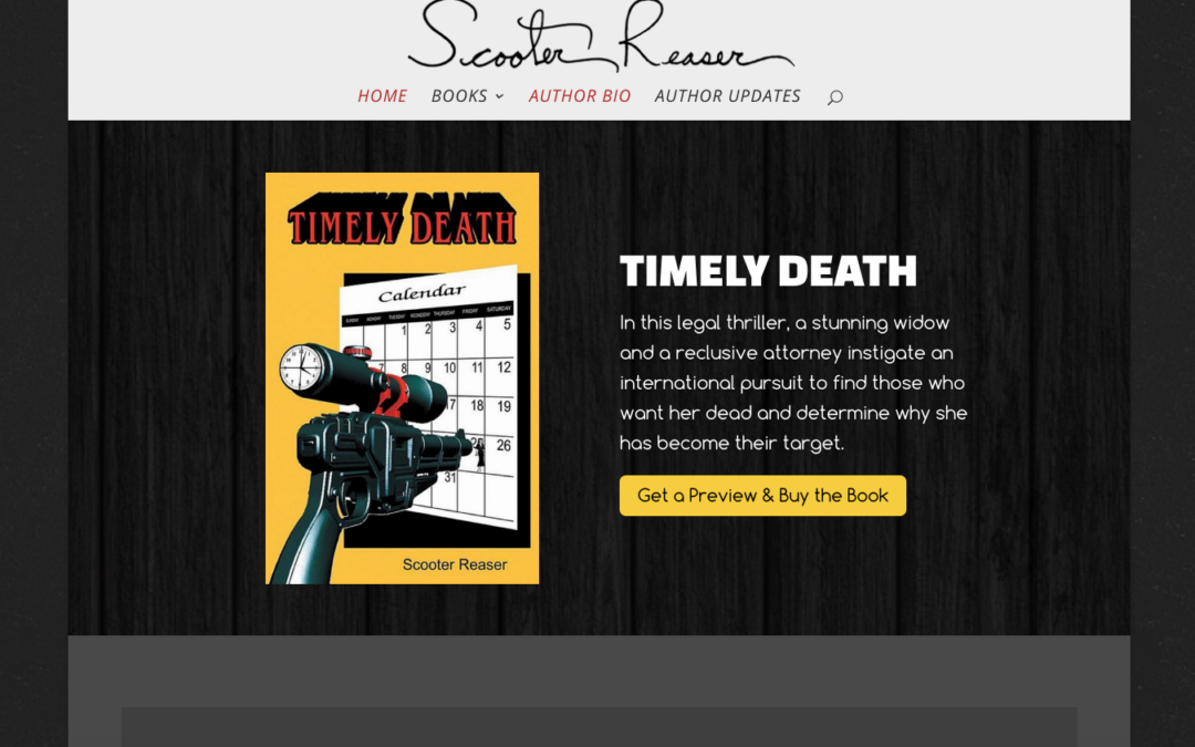 Scooter Reaser – Timely Death